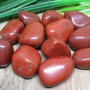 Rode Jaspis Edelstenen